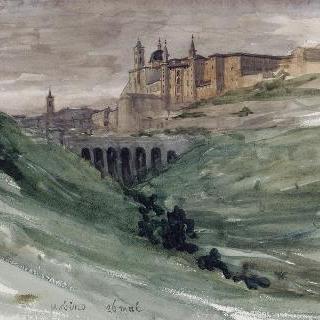 우르비노, 공작 소유의 왕궁과 아디제 계곡