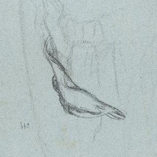 나폴레옹 1세의 신격화 : 이각모의 크로키 이미지