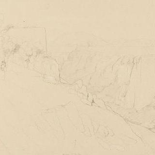 로마의 평야 : 팔레르의 폐허