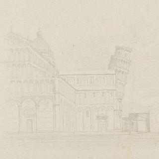 피사, 대성당과 기울어진 탑