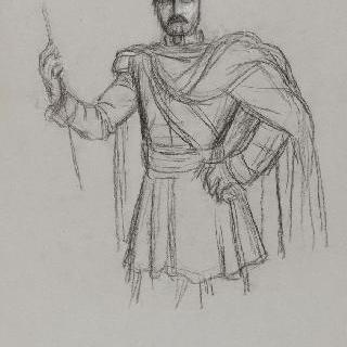 나폴레옹 3세 : 포즈 습작