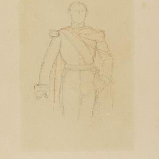 나폴레옹 3세 : 초상의 간략한 습작