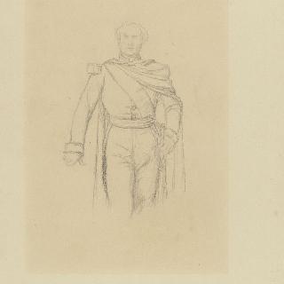 나폴레옹 3세 : 초상화 습작