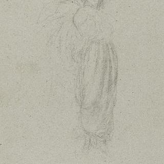 나폴레옹 3세의 초상 : 이탈리아의 우의화 습작