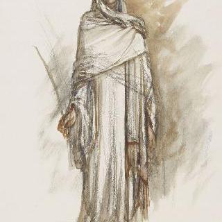 팡테옹의 후진 : 성녀 쥬느비에브