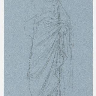팡테옹의 후진 : 천사 습작, 포즈와 의상