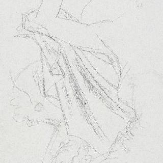 로마 스데그나타, 팔꿈치를 괸 세부 묘사