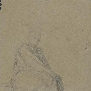 동맹 : 앉아있는 여인 습작
