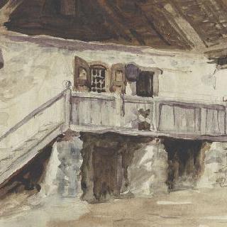 체르바라의 농부의 집