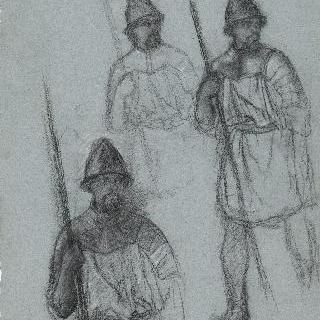 유다의 입맞춤 : 로마 병사