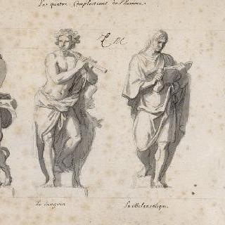 인간의 네 개의 체질
