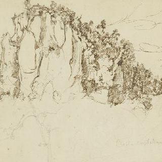 시비타 카스텔라나의 바위들