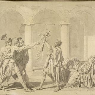 호라티우스 형제의 맹세