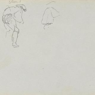 피레네 앨범 : 베레모를 쓴 오소 산악인에 대한 두 스케치