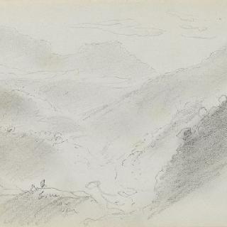 피레네 앨범 : 산 풍경의 희미한 스케치