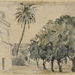세빌리아의 산 로렌조 광장