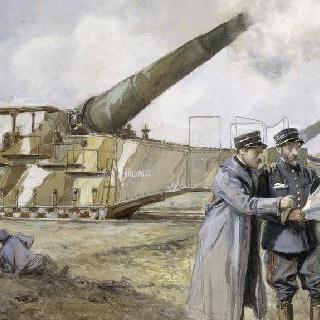 400 포병대, 1916년 10월