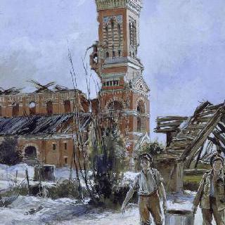 알베르 (솜므), 1916년 8월 5일
