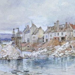티에리 성, 1918년 8월 2일