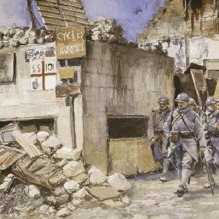바일리 (에슨 지방) 1917년 4월 28일