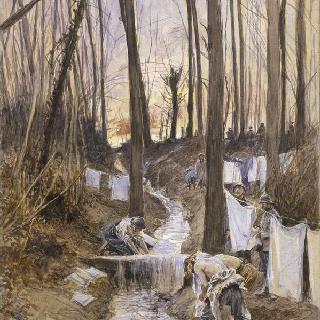 루시 (마른느), 1917년 4월 15일