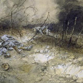 크라온느, 1917년 4월 5일