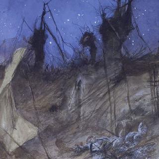 로레트의 노트르담, 1915년 7월