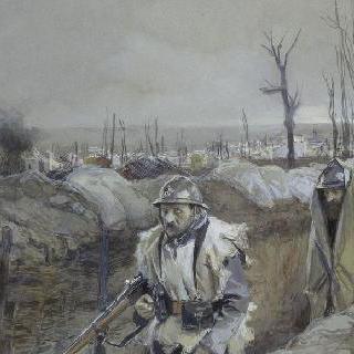 수쉐즈 (파 드 칼레, 아르투아 지방), 1915년 12월 18일