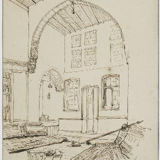 다마스의 세카장 저택