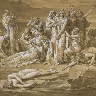 아티스의 죽음