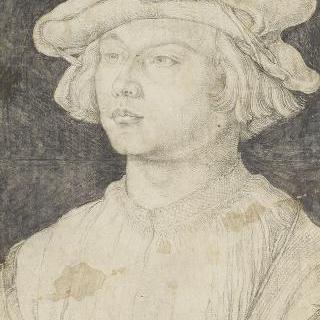 베르나르 반 오를레의 초상