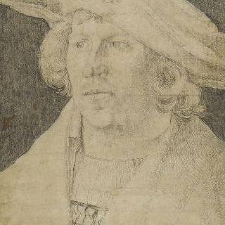 베르나르 니콜라 크라체의 초상