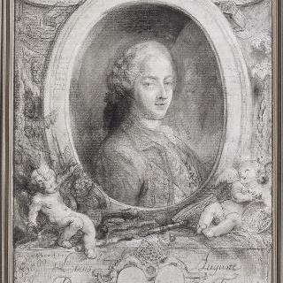 루이 오귀스트 드 프랑스, 베리 공작, 왕태자. 훗날 루이 16세