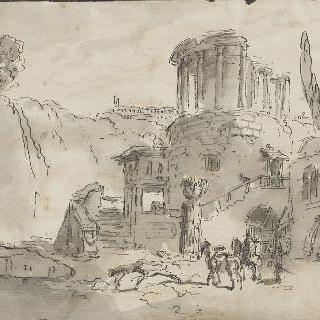 티볼리의 무녀 신전