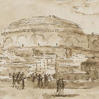 로마의 팡테옹