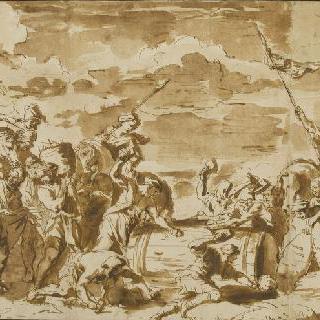 마르쿠스 아틸리우스 레굴루스의 죽음
