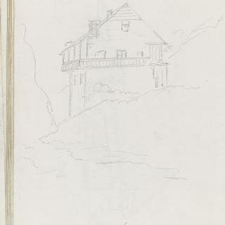 앨범 : 프리부르그 주변의 가옥