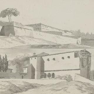 몬테 카발로위의 건물들
