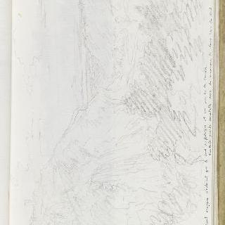 앨범 : 안쪽의 로마의 평야가 있는 그랑드 카스카델의 전경