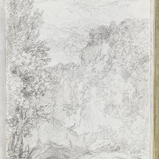 앨범 : 티볼리의 포세이돈 동굴의 주변 전경
