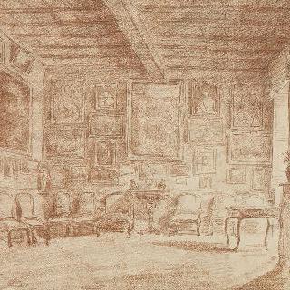 로마 브르퇴일의 대법관실
