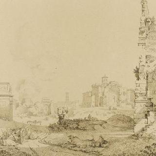 캄포 바치노의 전경