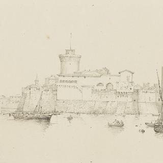 리부른의 요새의 전경