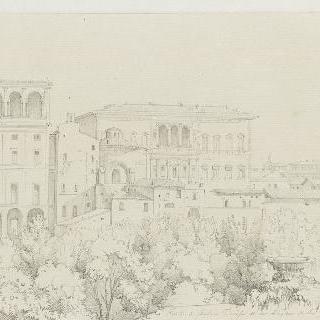 파르네즈 왕궁과 파르네시나의 정원