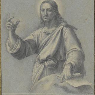 살바토르 문디의 그리스도