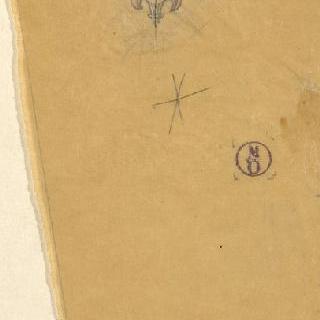 팡세 사원, 베토벤에게 헌정 : 장식 일부 묘사