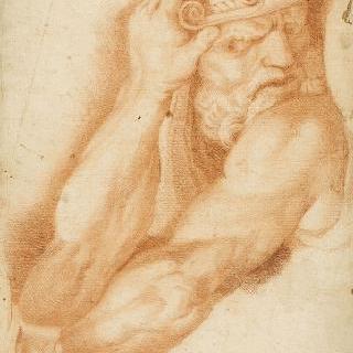 르네상스 화가 풍의 부분 복제화