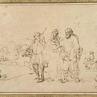 그리스도와 엠마우스의 두 순례자
