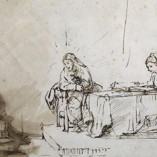 마리아와 마르타