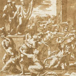 사비니 여인들의 납치